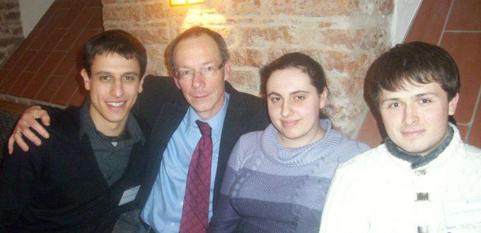 Наші студенти на конференції в Німеччині