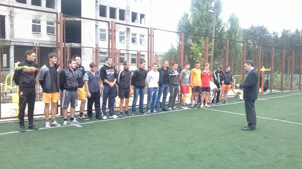 Результати першого дня Турніру з футболу на Кубок ІОФ